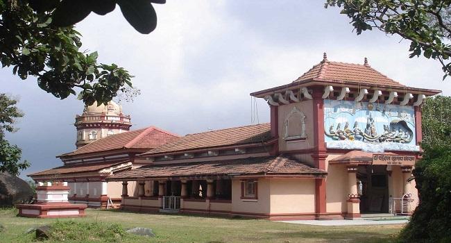 Chandranath Hindu Temple