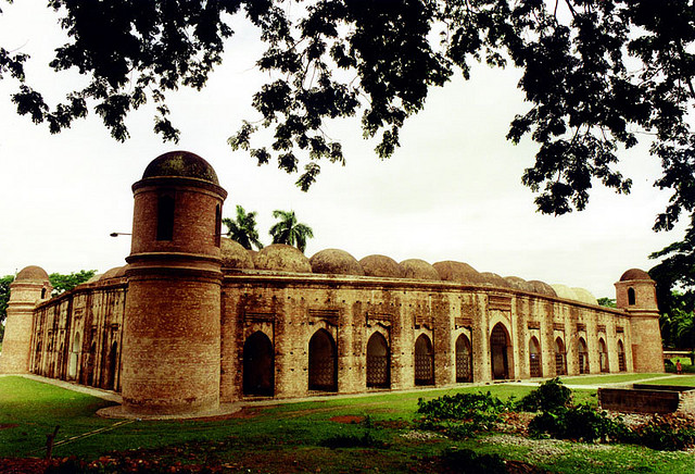 Photo of Historical Place in Bangladesh