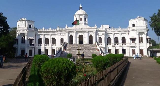 Tajhat Rajbari(palace)