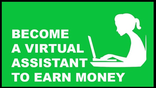 become virtual assistant
