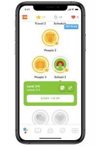 ডুয়োলিঙ্গো অ্যাপ (Duolingo App)
