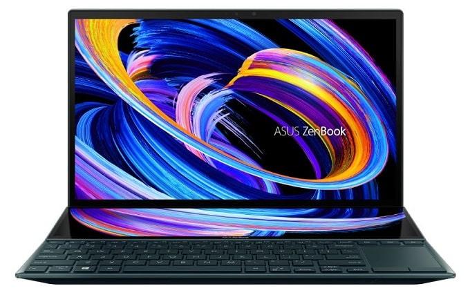 Asus Zenbook 15 Pro Duo ল্যাপটপ